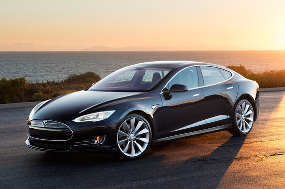 greenest cars tesla