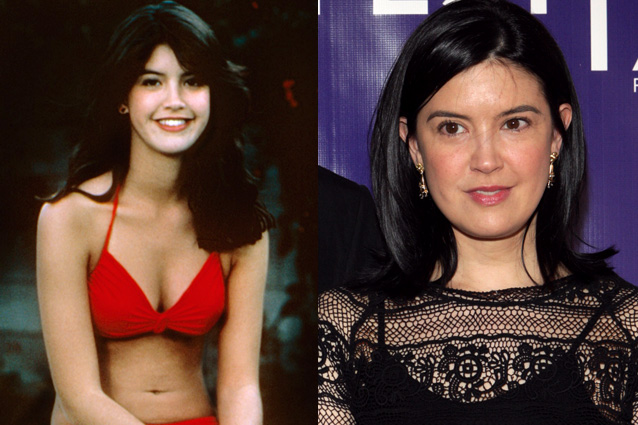 Older actresses who are still gorgeous today dailydisclosure for What does phoebe cates look like now