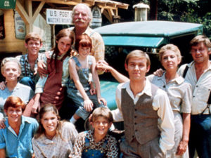 The Cast of The Waltons: Then and Now