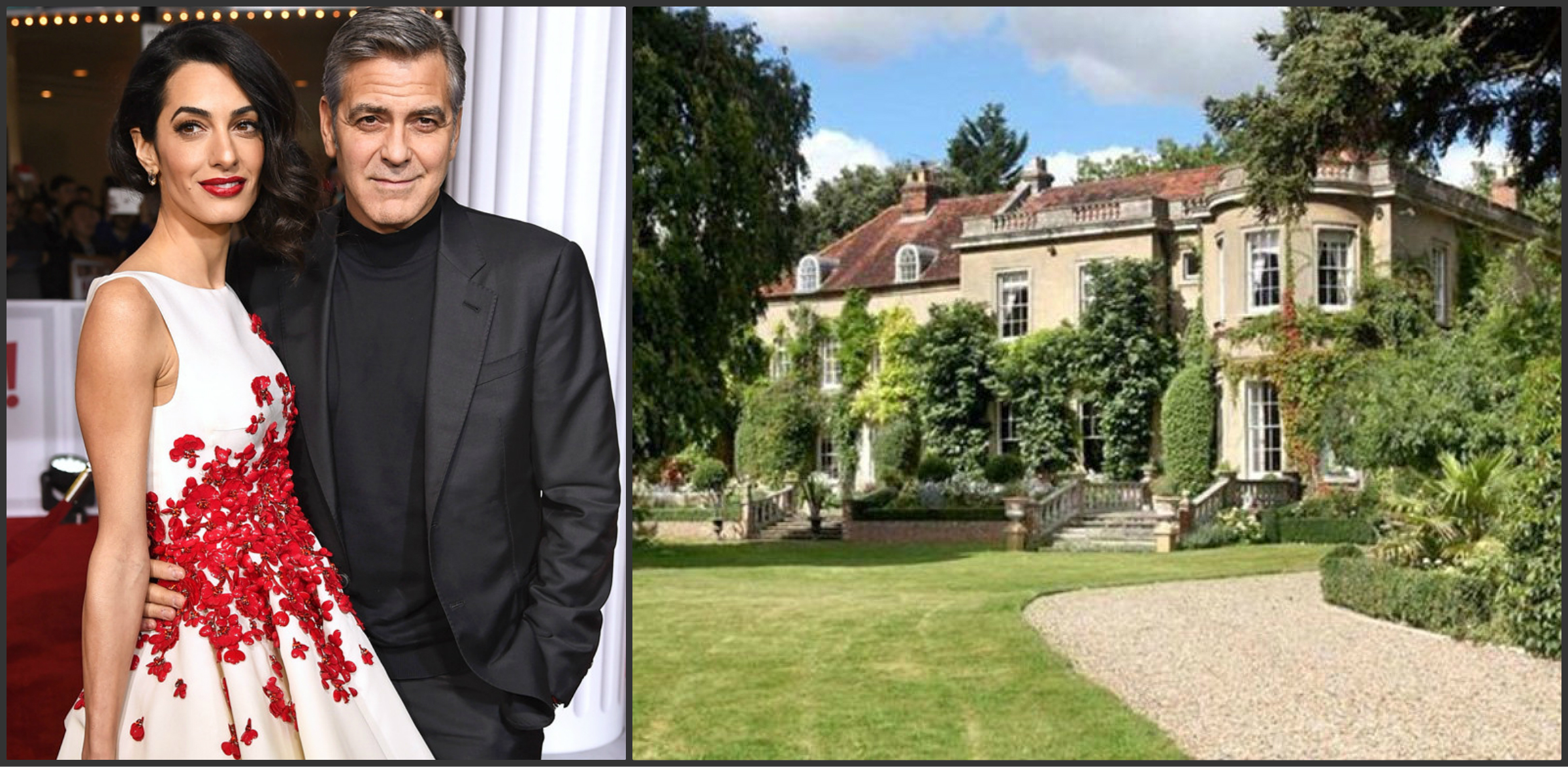 Clooney home