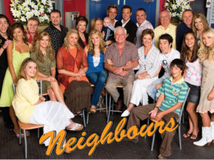 The Cast of Neighbours: Then and Now